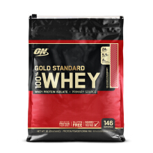 OPTIMUM NUTRITION Whey Gold Standart Strawberry (10 lbs)