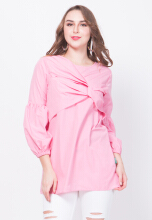 Point One FIDELIA Pink Tunic - Pink