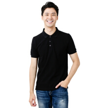 BESUTO Men Premium Polo - Black