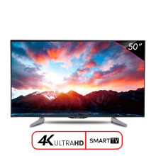 SHARP Smart LED TV 50 Inch 4K UHD Digital - LC-50UA440X Hitam