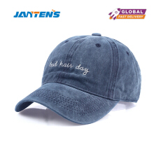 Jantens high quality fashion baseball cap women youth hip hop cap #B97 Navy