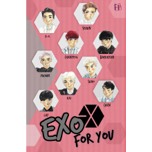 EXO For You - EXO Squad - Hikaru Publishing