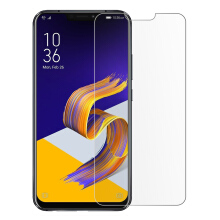 MOONMINI for  1 Pack Tempered Glass Screen Protector Film Anti-Scratch Screen Cover for Asus Zenfone 5Z ZS620KL As Shown