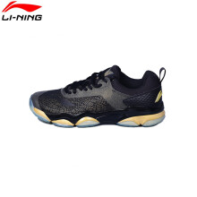 2018 Li-ning Men Badminton shoes AYZN009-9 Black