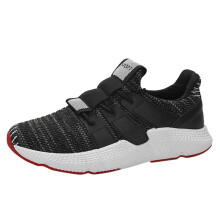 BESSKY Men Fashion Embroider Cross Strap Gym Shoes Casual Shoes Running Shoes_