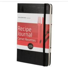 MOLESKINE Passion Journal Recipe PHRC3AF Notebook