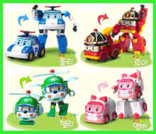Theona Tata - Robocar Poli Transform 1 Set