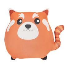 GLERRY HOME DÉCOR Mini Red Panda Cushion - 25Cm