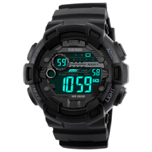 Skmei-1243 original new sports outdoor waterproof electronic watch explosion models student watch men