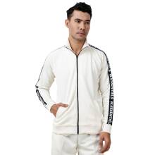 W.ESSENTIELS Florent Tracksuit Cream