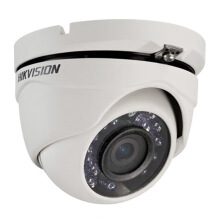 HIKVISION CCTV DS-2CE56C2T-IRM (3.6mm) HD720p Regular Series Eyeball Outdoor Fixed Lens