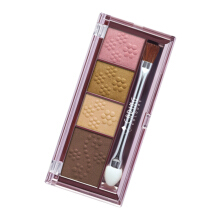 CARING COLOURS Happy Eye Shadow - 01 Carnivale