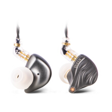 TFZ Queen HiFi In Ear Monitor Earphone with Detachable Cable - Grey