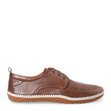 ANDREW Blevins Loafers Brown