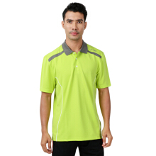 YONEX Men's Polo T-Shirt - Lime Popsicle PM-G017-929-28B-17-S