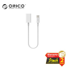 ORICO CT2-10 USB2.0 Type-C C to A OTG Data Cable - White
