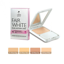 CARING COLOURS DAC Fair White - Pure White