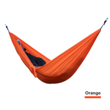 IPRee® Portable 270x140CM Hammock Camping 210T Nylon Double hanging Swing Bed