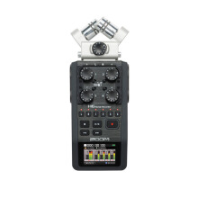 Zoom H6 Handy Recorder Black