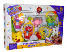Mainan Gantungan Bayi Musical Mobile Harmonious Music No. D033
