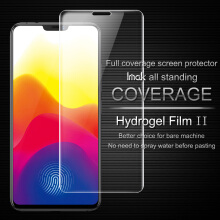 DELIVE VIVO V9  Hydrogel Film 3D Full Cover Soft Screen Protector Film Not Glass Transparent