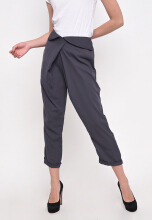 Shop at Banana Female Pants Dark Grey All Size