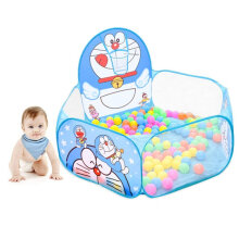 [OUTAD] 1.2M Lovely Cartoon Children Kids Ball Pool Children Baby Ocean Ball Pool Tent Pink