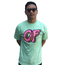ODD FUTURE Pink Donut Of Teal