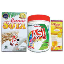 Mama Soya Mama Honey Asi Booster Tea Super Hemat
