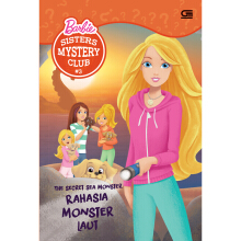 Barbie Sisters Mystery Club: Rahasia Monster Laut - Mattel