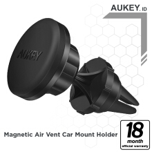 Aukey Holder  Car Phone Magnetic Air Vent - 500200