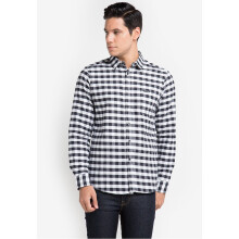 COTTONOLOGY Men's Shirt Wells Black