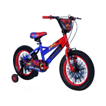 Element Sepeda Anak Marvel Series Spiderman 16 Red-blue