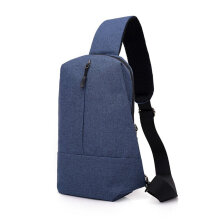 [COZIME] Multifunctional Casual Chest Bag Fashion Travel Chest Bag Crossbody Bag Blue1