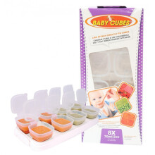 Baby Cubes 8 Pack 70 ml