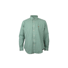 POLO RALPH LAUREN - Shirt Custom Fit Green-White Men - PX2100001