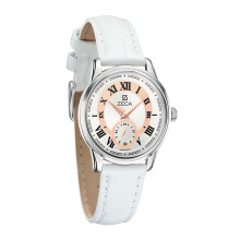 ZECA Women's Watch 302L.LWH.P.S1 - White