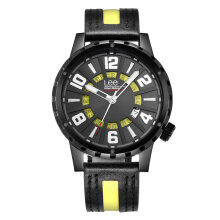 Lee Watch LES-M35DBL9-19 Jam tangan pria Yellow