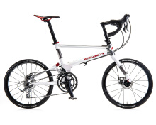 PACIFIC CYCLES Reach R20 Racing White Silver