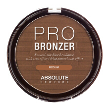 ABSOLUTE NEW YORK Pro Bronzer Medium