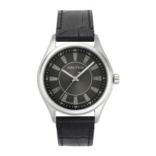 NAUTICA Watch BST Flags Black [NAPBST003]