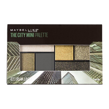 MAYBELLINE Eyeshadow Mini Palette Urban Jungle