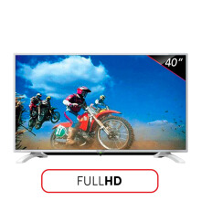 SHARP LED TV 40 Inch FHD - LC-40LE185 Putih