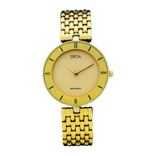ZECA Women's Watch 1002L.S.P.FG7 - Gold