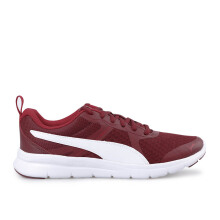 PUMA Flex Essential - Pomegranate-White