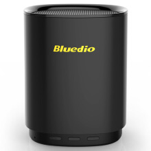 Bluedio TS5 Mini Bluetooth speaker Portable Wireless speaker Sound System with microphone supported Voice Control loudspeaker Black