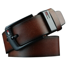 Dandali Original imported casual pin buckle men's belt