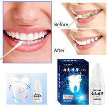Farfi Teeth Whitening Quick Effect Yellow Dental Plaque Black Stain Toothpaste Liquid as the pictures