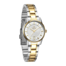 ZECA Women's Watch 311L.SG.D.G1 - Silver Gold