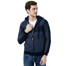 CRESSIDA Hoodie Parachute Two Tone [JKT8A030N] - Navy
